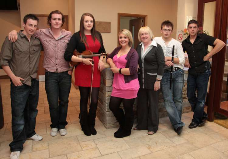 Donegal - Downings Concert -