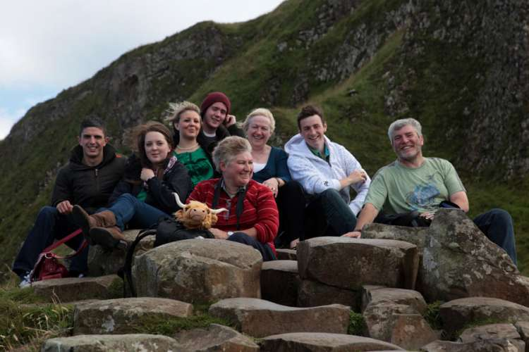 Giant's Causeway -